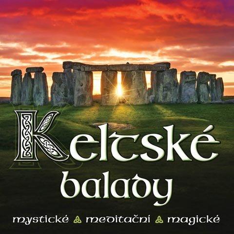 Keltské balady, Různí interpreti (CD)