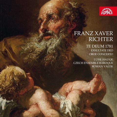 Richter: Te deum 1781, Exsultate deo, Hobojový koncert (CD)