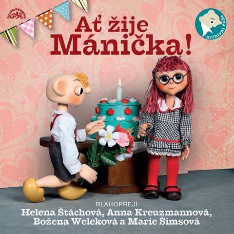 Ať žije Mánička!, Divadlo S+H (CD) - mluvené slovo