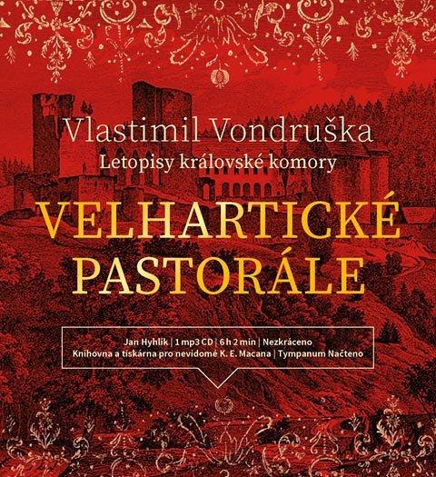 Velhartické pastorále (MP3-CD) - audiokniha