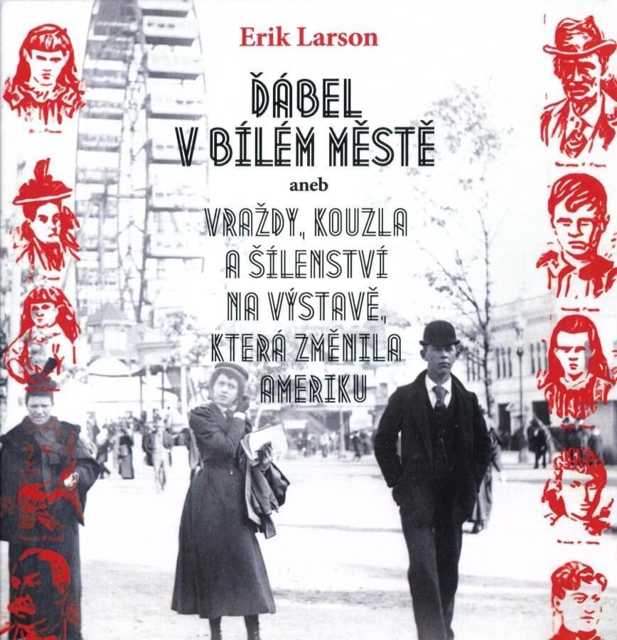 Ďábel v Bílém městě (2 MP3-CD) - audiokniha