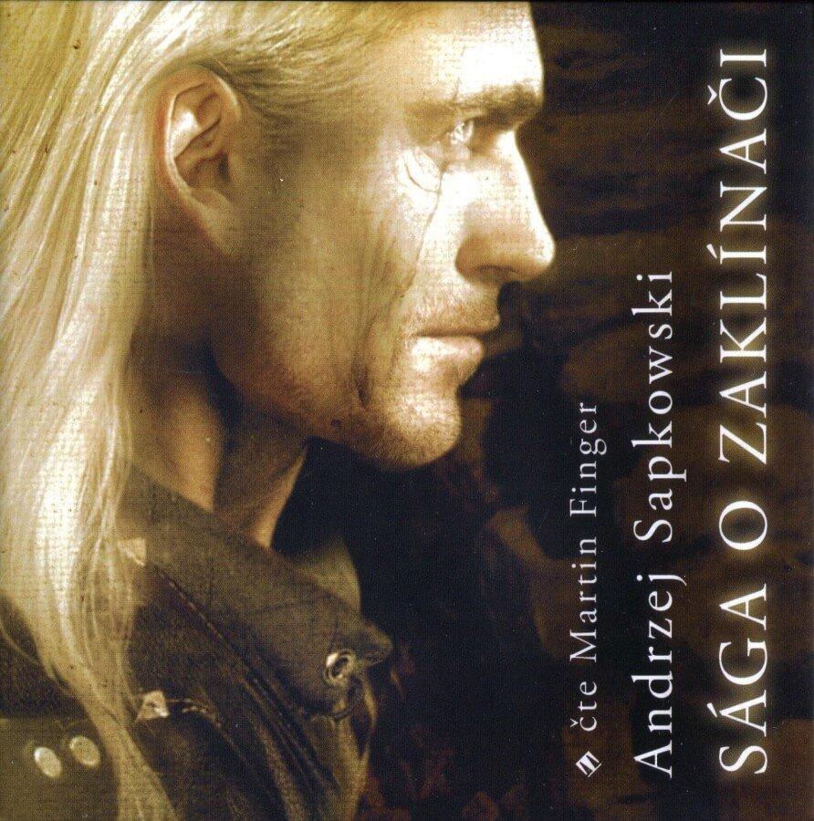 Sága o Zaklínači (7 MP3-CD) - audiokniha