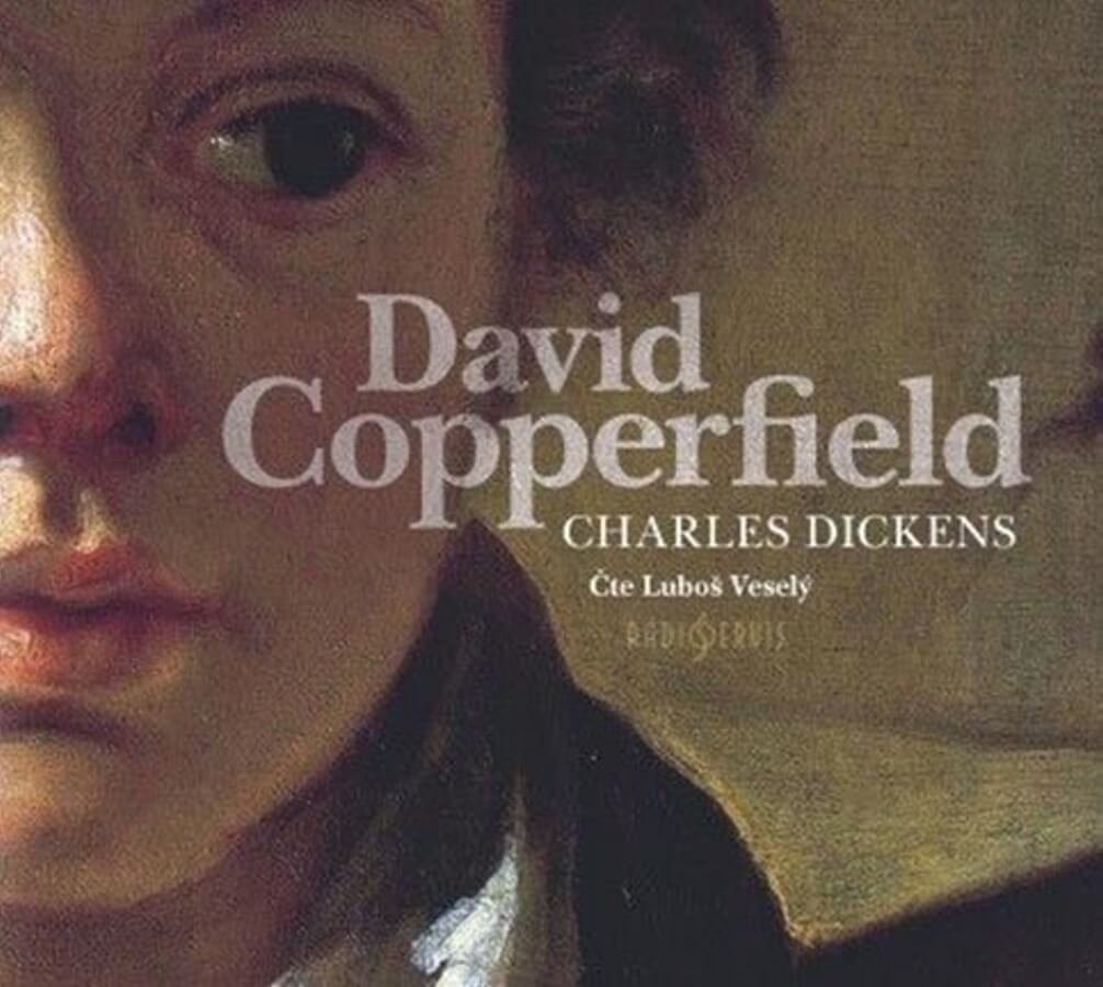 David Copperfield (MP3-CD) - audiokniha