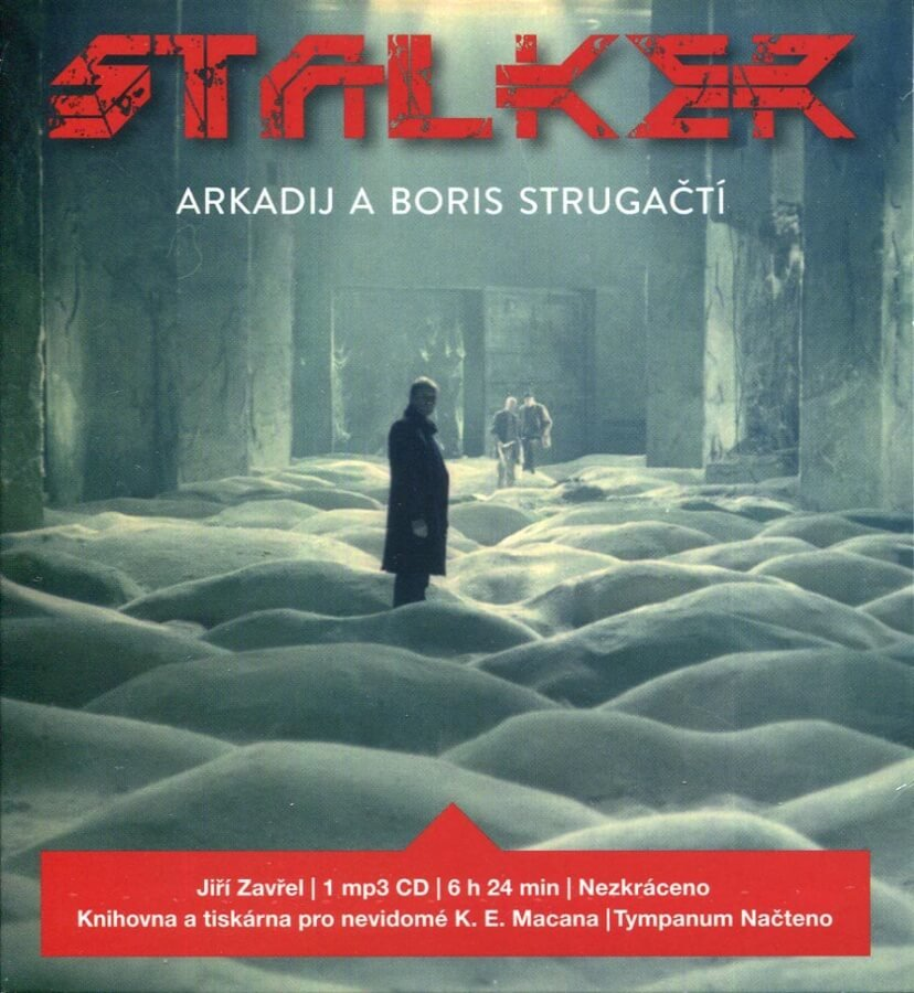 Stalker (MP3-CD) - audiokniha