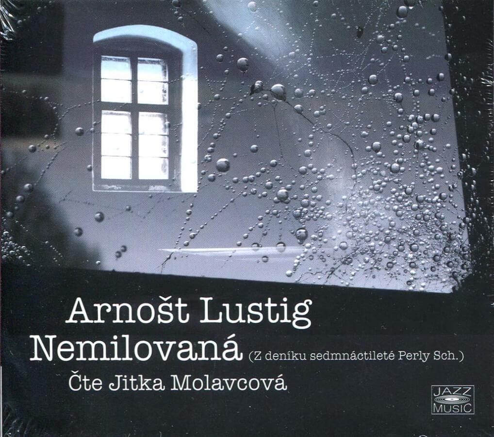 Nemilovaná (MP3-CD) - audiokniha