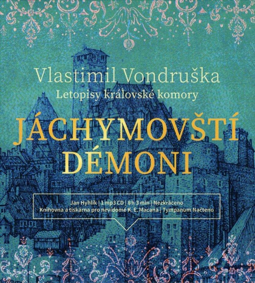 Jáchymovští démoni (MP3-CD) - audiokniha