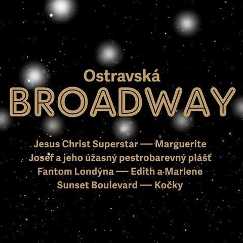 Ostravská Broadway, Různí interpreti (CD)