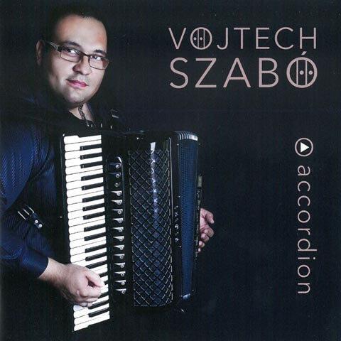 Vojtěch Szabó: Play Accordion (CD)