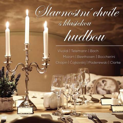 Slavnostní chvíle s klasickou hudbou, Různí interpreti (CD)