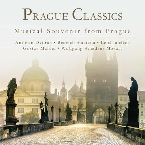 Prague Classics / Musical Souvenir from Prague, Různí interpreti (CD)
