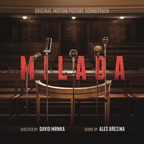 Milada - Original Motion Picture Soundtrack (CD)