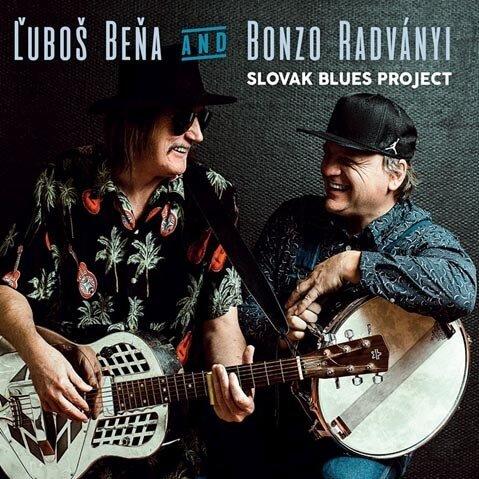 Ľuboš Beňa a Bonzo Radványi: Slovak Blues Project (CD)