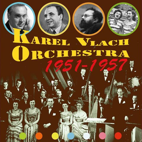 Karel Vlach Orchestra: 1951-1957 (14 CD)