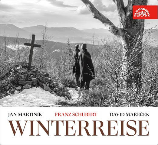 Franz Schubert: Winterreise, Jan Martiník, David Mareček (CD)