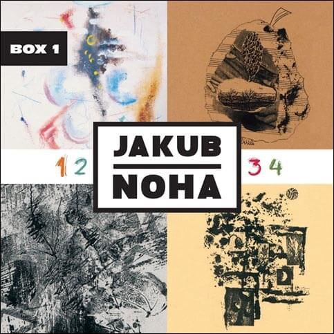 Jakub Noha: BOX 1. (4 CD)