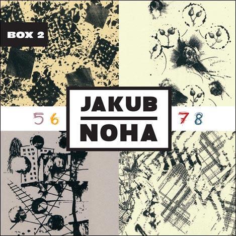 Jakub Noha: BOX 2. (4 CD)