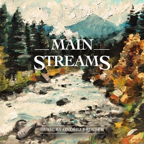 Ondřej Brousek: Main Streams (CD)