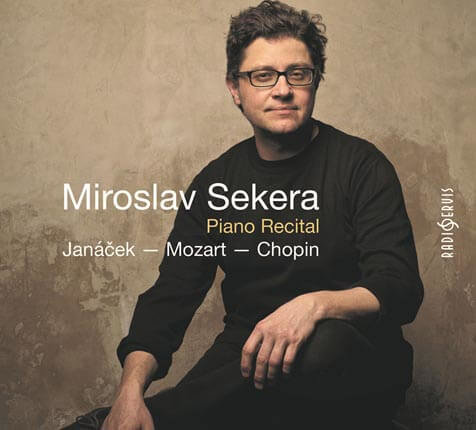 Miroslav Sekera: Sekera, M. Piano Recital / Janáček - Mozart - Chopin (CD)