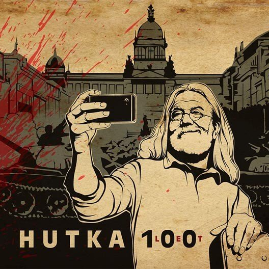 Jaroslav Hutka: Hutka 100 let (CD)