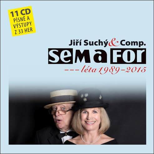 Semafor Komplet 1989-2015 (11 CD)