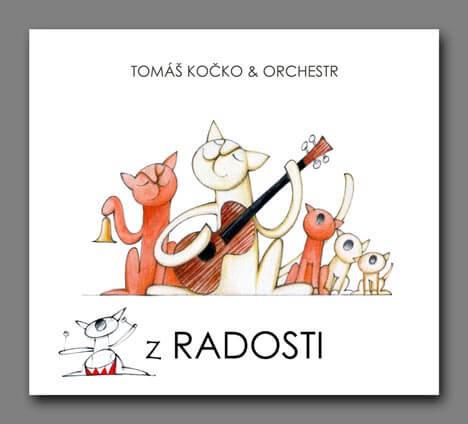 Tomáš Kočko & Orchestr: Z Radosti (CD)