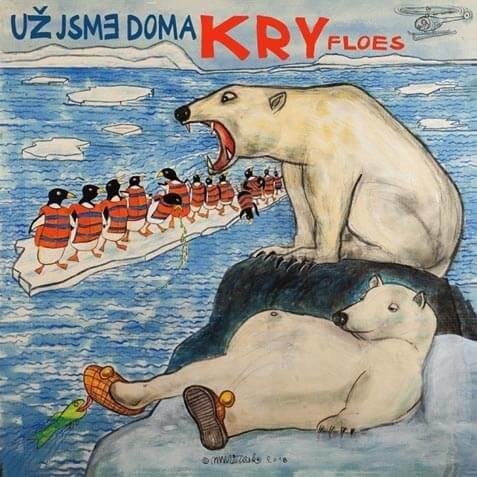 Už jsme doma: Kry (CD)