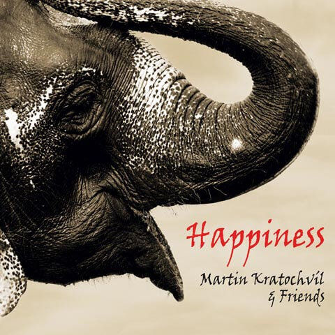 Martin Kratochvíl: Happiness (Štěstí) (2 CD)
