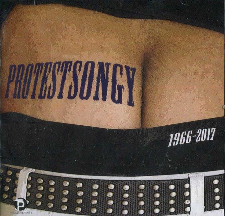 Protestsongy 1966-2017, Různí interpreti (2 CD)