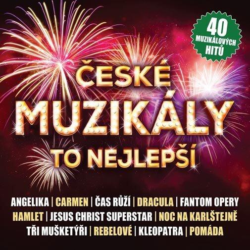 České muzikály - To nejlepší, Různí interpreti (2 CD)