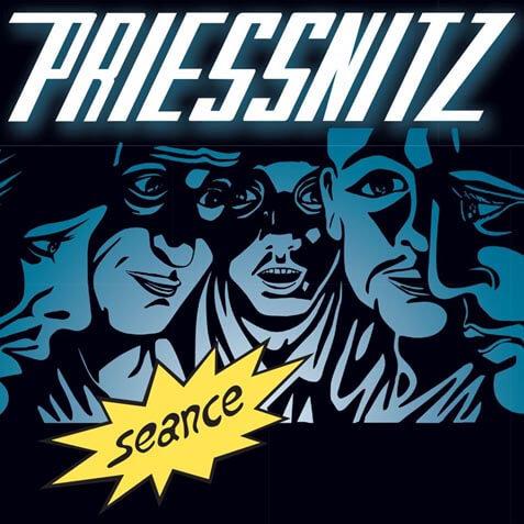 Priessnitz: Seance (LP)