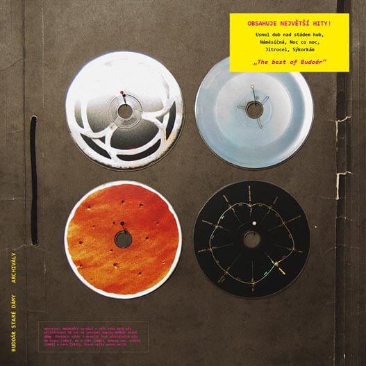 Budoár staré dámy: Archivály (2 Vinyl LP)