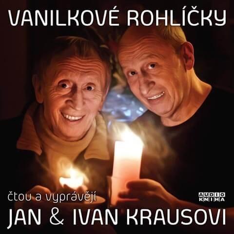 Vanilkové rohlíčky (CD) - audiokniha