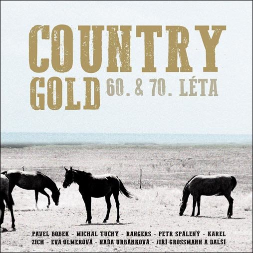 Country Gold 60. & 70. léta, Různí interpreti (2 CD)