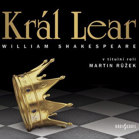 Král Lear (2 CD) - audiokniha
