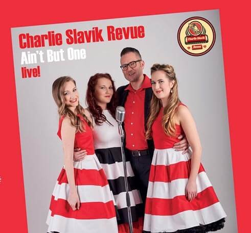 Charlie Slavík Revue: Ain't But One (CD)