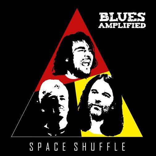 Blues Amplified: Space Shuffle (CD)