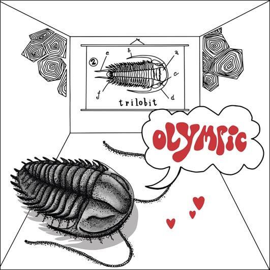 Olympic: Trilobit (CD)