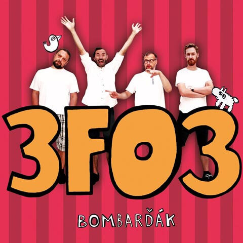 Bombarďák: 3FO3 (CD)