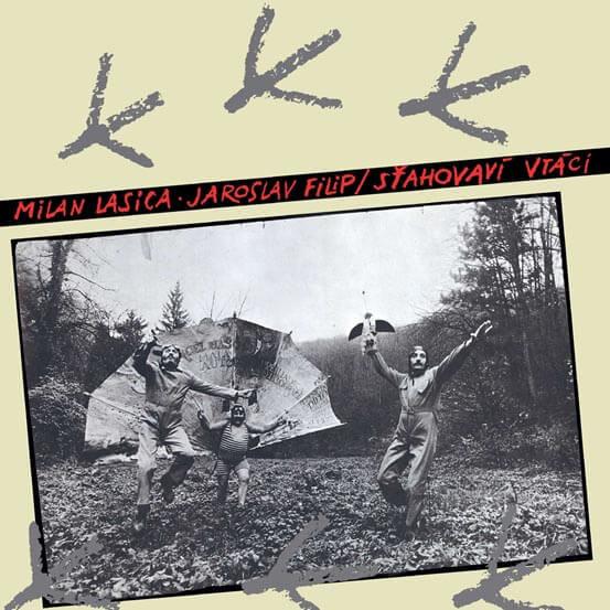 Milan Lasica, Jaroslav Filip: Sťahovaví vtáci (LP)