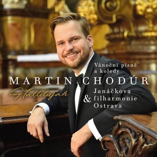 Martin Chodúr: Hallelujah (Vánoční písně a koledy) (CD)