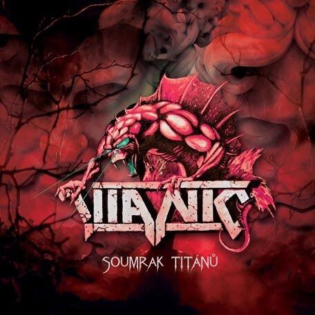 Titanic: Soumrak Titánů (CD)