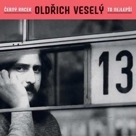 Oldřich Veselý: Černý racek / To nejlepší (CD)