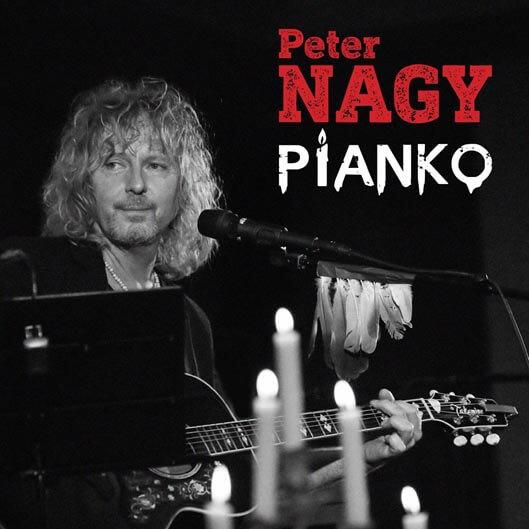Peter Nagy: Pianko (CD)