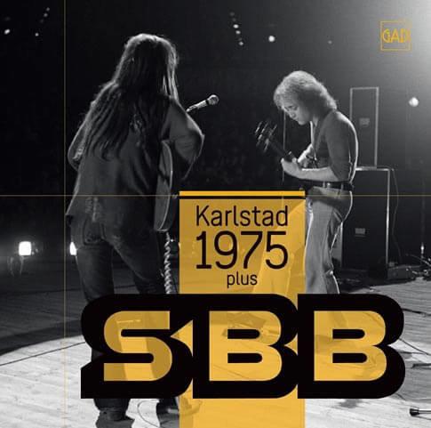 SBB: Karlstad 1975 plus (2 CD)