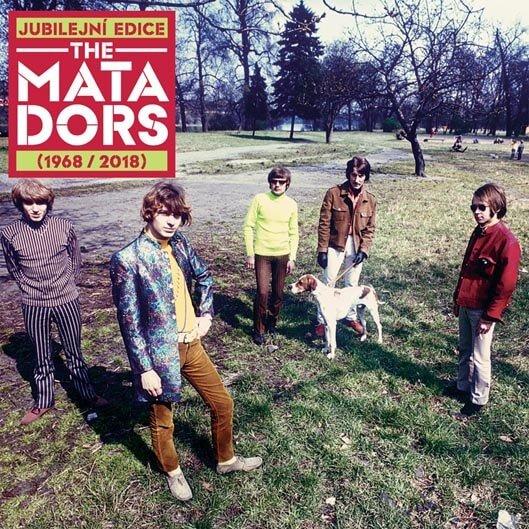 Viktor Sodoma, The Matadors: The Matadors Jubilejní edice (1968/2018) (CD)