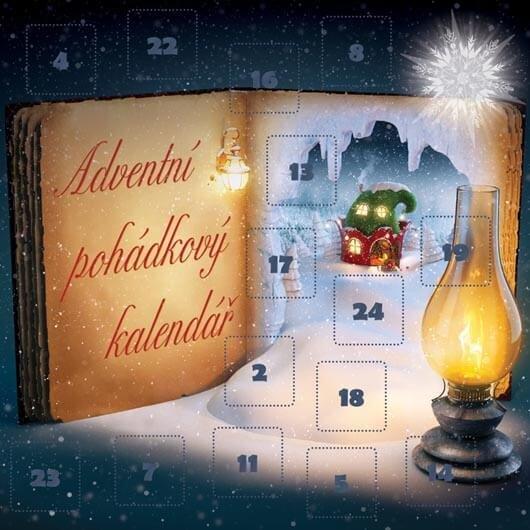 Adventní pohádkový kalendář (2 CD) - mluvené slovo