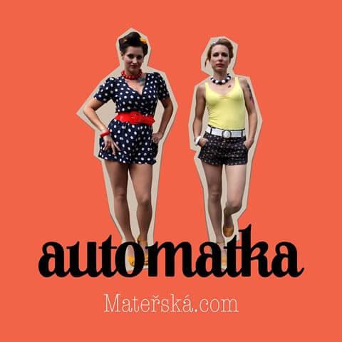 Mateřská.com: Automatka (CD)