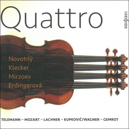 Quattro, Různí interpreti (CD)