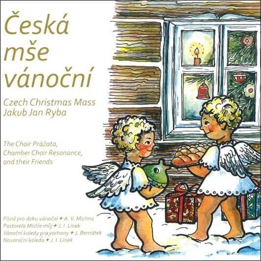 Prážata, Resonance: Česká mše vánoční (CD)