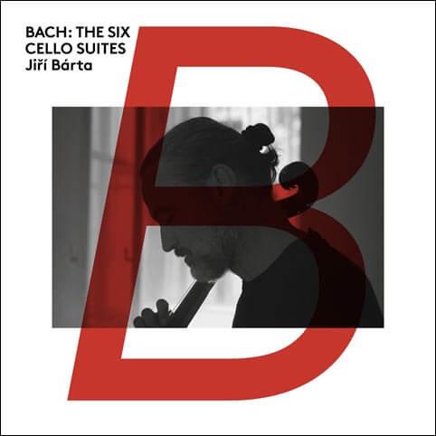 Jiří Bárta: Bach - The Six Cello Suites (2 CD)